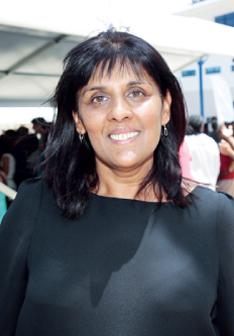 Shenaz BAGOT, Présidente de l'E2CR
